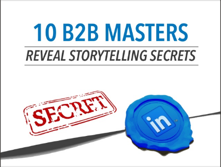 10 B2B Marketing Masters