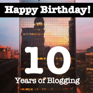 Happy 10th Birthday TopRank Blog