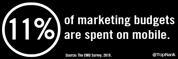 The CMO Survey 2019