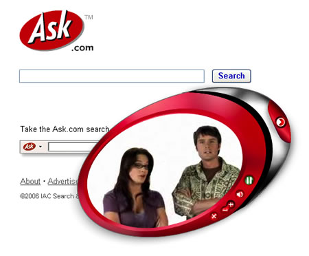 Ask Flash Demo