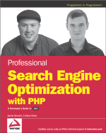 SEO with PHP Book Cover