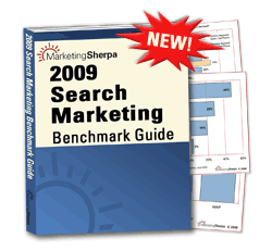 MarketingSherpa 2008 SEM Benchmark Guide