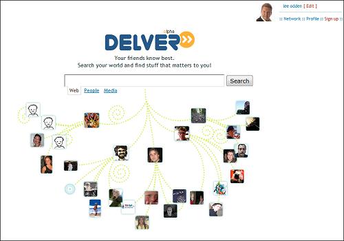 Delver Social Search