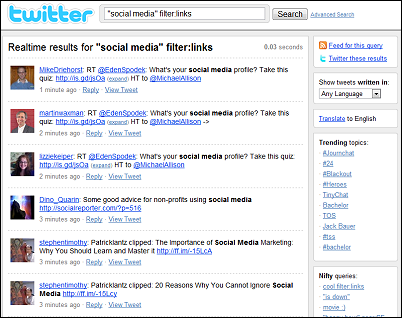 12 Twitter Stream Aggregators To Make You Smarter