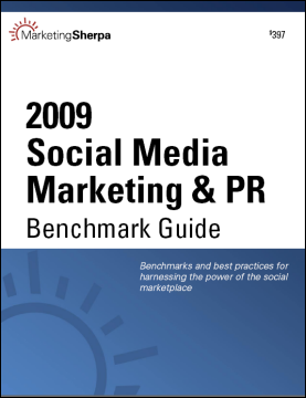 2009 Social Media Marketing & PR Guide