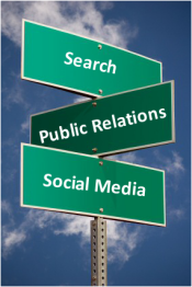 search pr social