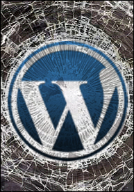 Broken WordPress