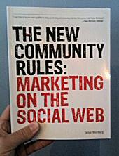 marketing on the social web