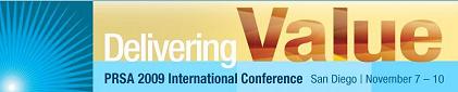 PRSA International Conference 2009