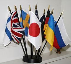 Language Translations with Global Translator