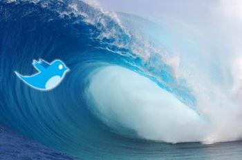 twitter wave