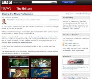 BBC Corporate Blog