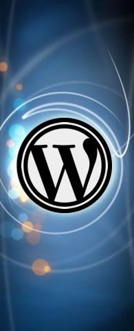WordPress-Blue