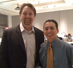 Lee Odden & Brian Solis @ PRSA