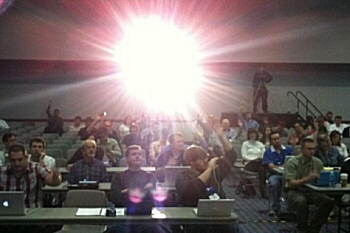 Blinded at Pubcon