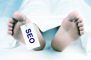 search engine ranking dead