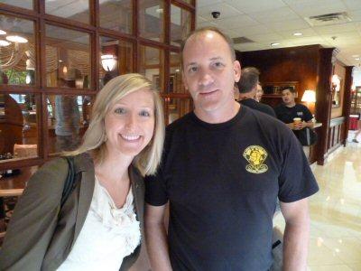 Carolyn Sullivan & Dave Herwig
