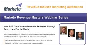 Search & Social Media Marketing