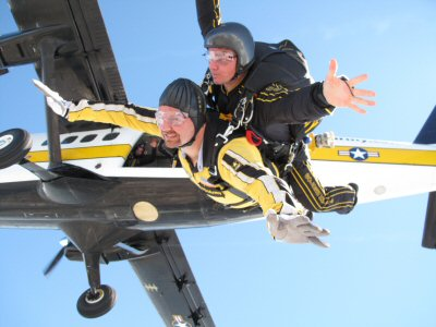 Lee Odden Jump Army Golden Knights