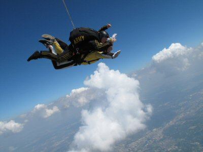 Lee Odden Skydiving Army Golden Knights