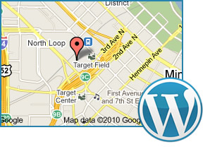 WordPress GeoTagging