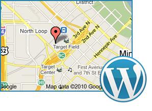 WordPress GeoTagging