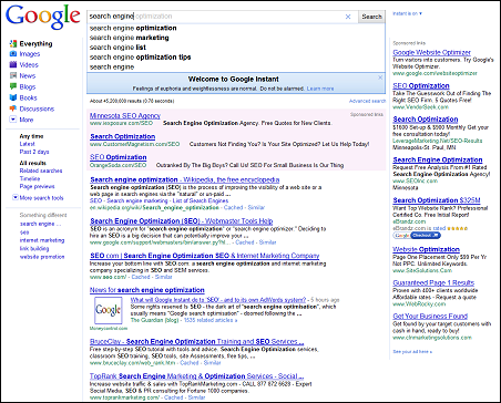 TopRank Ranks for Search Engine Optimization