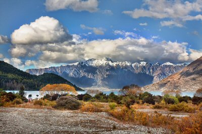 Remarkables New Zealand
