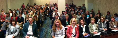 Best looking audience at PRSA International