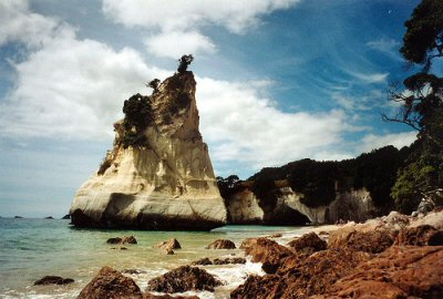 Hahei New Zealand Cathedral Cove