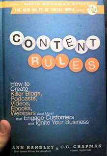 Book Review: Content Rules