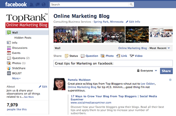 Facebook Marketing Small Business
