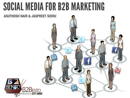 B2B Social Media Marketing B2Bento