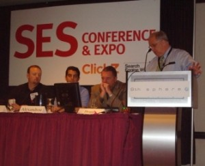 Competitive Analysis Panel at SES Toronto