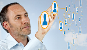 social media salespeople