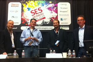 SEO Metrics Panel SES San Francisco 2011