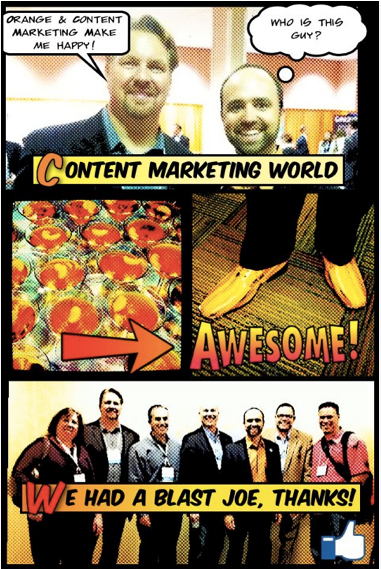 Content Marketing World 2011