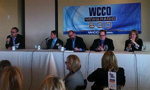 Social Media Panel WCCO MIMA