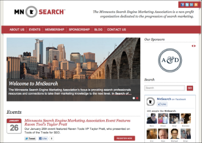 Minnesota Search Engine Marketing Association