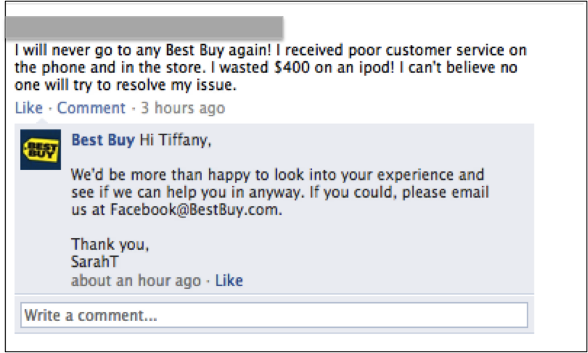 Best facebook case studies 2012
