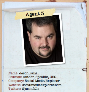 Jason Falls Content Marketing Secret Agent