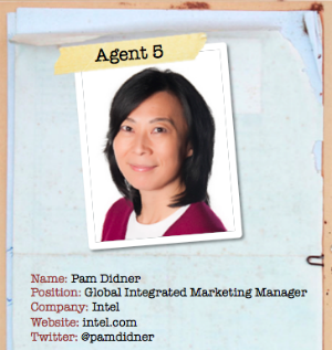Pam Didner - Content Marketing World Secret Agent