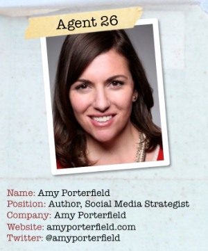 Amy Porterfield Content Marketing Secret Agent
