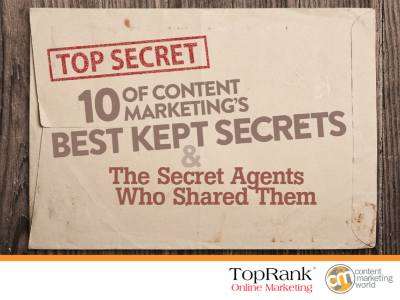 Content Marketing Best Kept Secrets