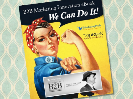 b2b marketing innovation eBook