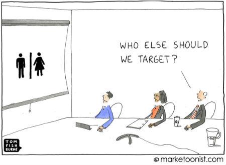 Target Market - Marketoonist