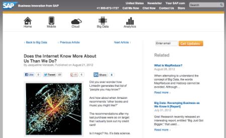 business innnovation SAP