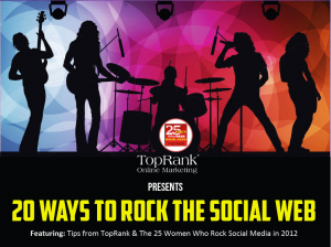 eBook 20 Ways to Rock The Social Web