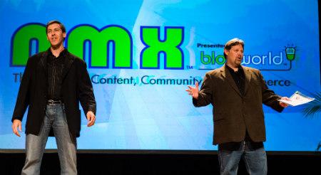 Dave Cynkin & Rick Calvert NMX