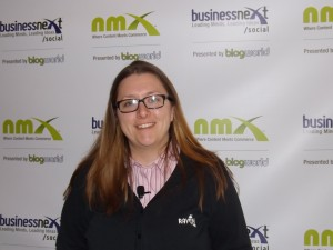 Alison Groves from Raven Tools talks link building in an introductory SEO track at NMX Las Vegas.